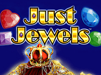 Автомат Just Jewels играть онлайн